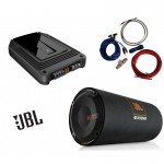Pachet de bass JBL GT-X1250T + GX-A3001