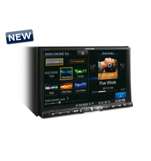 DVD /  TV Auto Alpine X800D-U - DVD /  TV Auto Alpine X800D-U