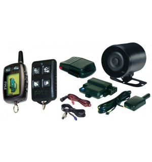 Alarma Auto Pyle PWD 901 - Alarme Auto Pyle PWD 901