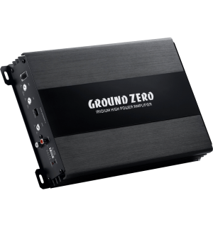 Amplificator Auto Ground Zero Iridium GZIA 2235HPX - Amplificatoare Auto Ground Zero GZIA 2235HPX
