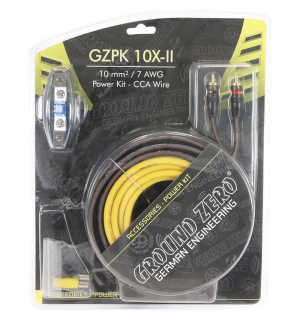 Kit Cabluri Ground Zero GZPK 10X - Accesorii Ground Zero GZPK 10X