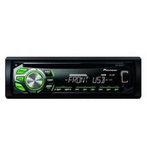 CD Player MP3 Pioneer DEH-1600UBG - CD Playere MP3 Pioneer DEH-1600UBG
