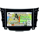 Sistem Multimedia Dedicat Hyundai i30 Car Vision DNB-i30 2013-2014