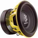 Subwoofer Auto Ground Zero Plutonium GZPW 15SPL