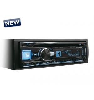 CD Player MP3 Alpine CDE-195BT - CD Playere MP3 Alpine CDE-195BT
