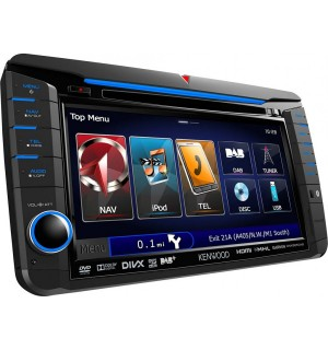 DVD / TV Auto Kenwood DNX-525DAB - DVD /  TV Auto Kenwood DNX-525DAB