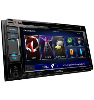 DVD / TV Auto Kenwood DNX-5250BT - DVD /  TV Auto Kenwood DNX-5250BT
