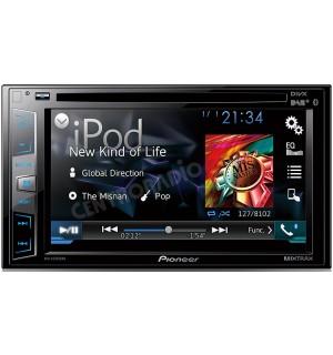DVD /  TV Auto Pioneer AVH-X3700DAB - DVD /  TV Auto Pioneer AVH-X3700DAB